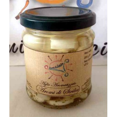 aglio-aromatizzato