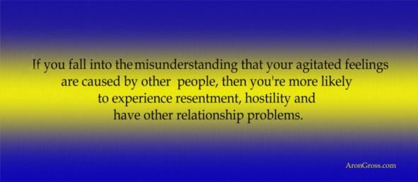 falling into the misunderstanding