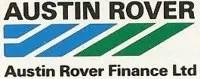 Austin Rover Finance