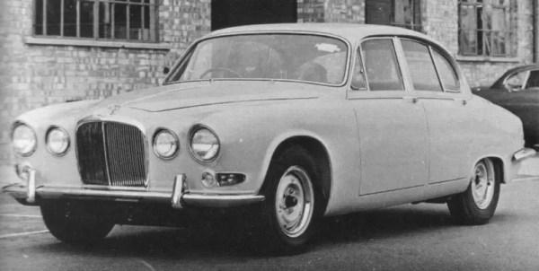 Jaguar 420 prototype