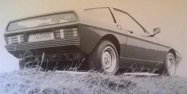 TVR Tasmin 1980
