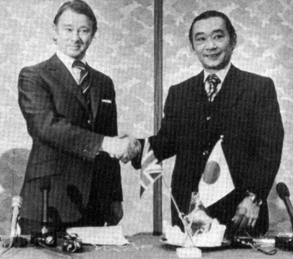 Boxing day, 1979 and the deal is finally done. The implications of this partnership were far ranging, resulting in the wholly Japanese-influenced Rover-badged range of cars, a new factory for Honda in Swindon, UK and the adoption of improved working practices in British Leyland's factories. It all ended in acrimony in February 1994.