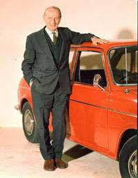 Alec Issigonis and the Austin Maxi