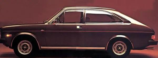 1974 Austin Marina coupe