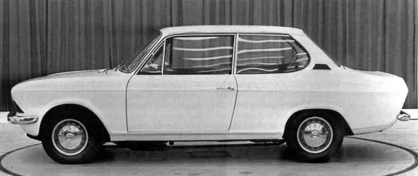 Morris Marina prototype