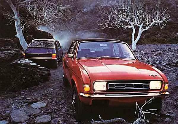 The cars : Austin Allegro development history