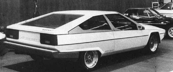 Not deterred the previous rebuffs, Bertone presented a further Jaguar proposal in 1977. The Ascot was based on the Jaguar XJ-S, and borrowed heavily fromthe style of Bertone's Ferrari-based 308GT Rainbow from the previous year.