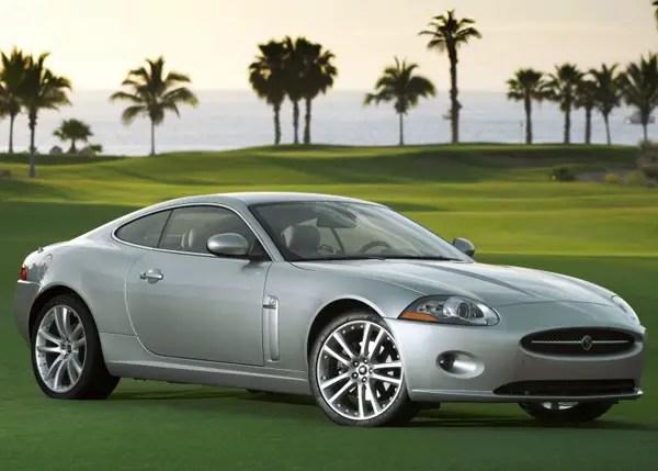 Jaguar XK is a prestige product - but should the government bailout its maker?