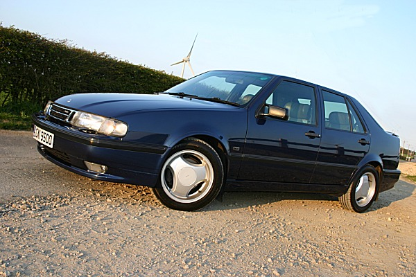 Saab 9000 Aero as it was in 2007