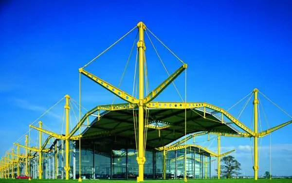 Renault distribution centre Swindon