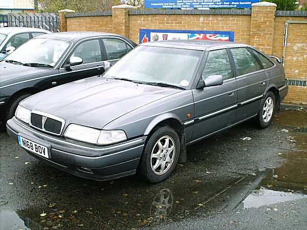 Rover 827 Sterling - and its all mine!