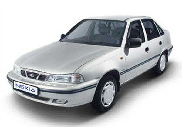 Daewoo Nexia - lovely, isnt it?