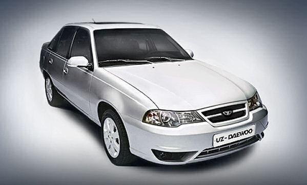 The Nexia is now made in Uzbekistan: remind you of anything Peter Stevens-styled from 2004?