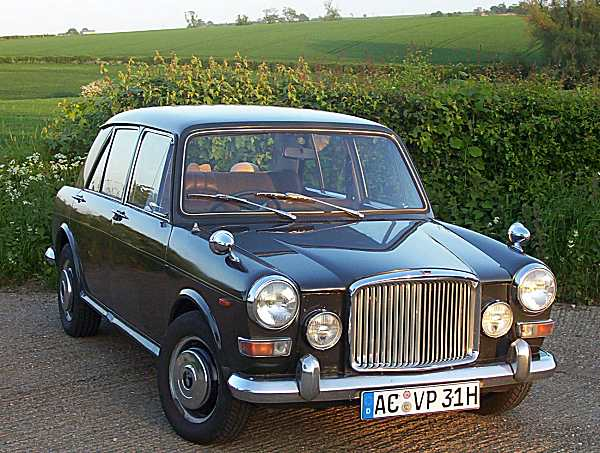 Tried and tested: it would seem that most of the criticisms of the 1100 were answered with this car, although this particular 1275cc A-Series puts out around 80bhp thanks to some nifty head work.