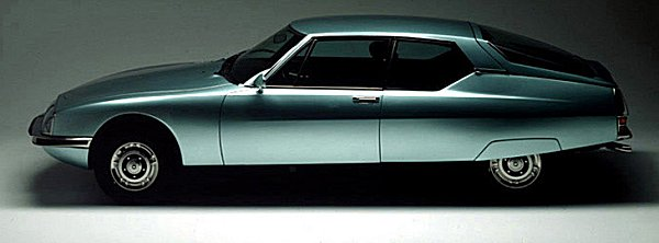 Citroen SM: the quirky result of a short-lived alliance between Maserati and Citroen.