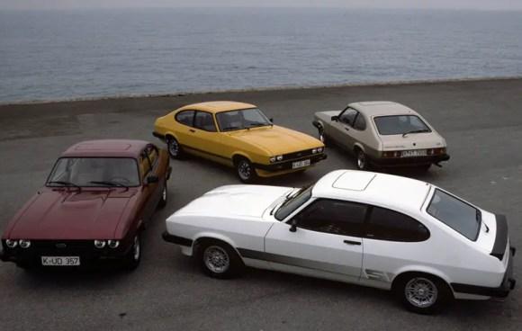 Ford Capri MkIII