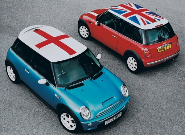 MINI is car of the decade