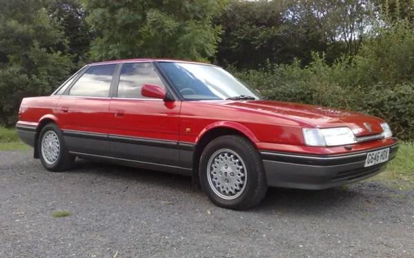 1989 Rover 214Si