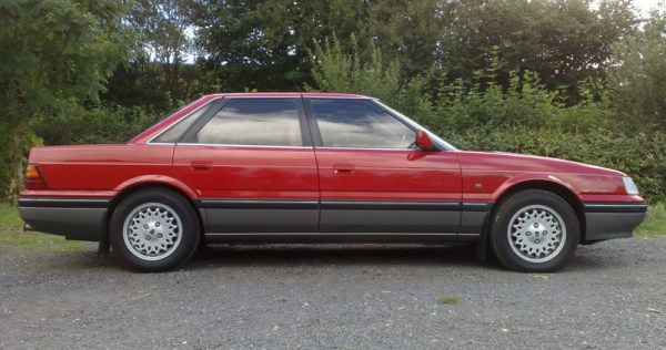 Rover Sterling Car of The Month