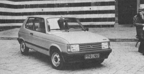 """""""A 104 with its faults ironed out"""", is how WHAT CAR? magazine described the Samba. Certainly, its style was very much of that school of thought."""