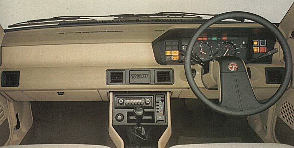 """The Tagora lacked appeal at so many levels, it is difficult to know where to start. The interior design was one area left wanting, thanks to a plain dashboard design and a lack of """"chintz"""" so beloved of the early 1980s executive car buyer..."""