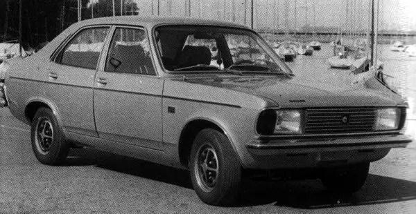 Dodge 1500 (World Cars 1980)