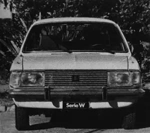 Volkswagen Dodge 1500 W (World Cars 1982)