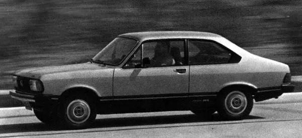 Dodge Polara GLS Coupé (World Cars 1981)