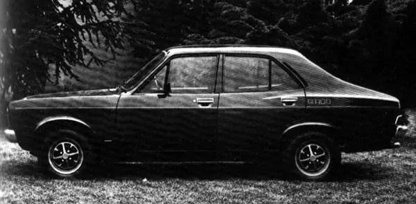 Dodge 1500 GT 100 (World Cars 1977)