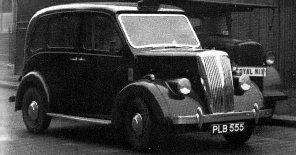 Last of the line: the Beardmore Paramount Mk VII