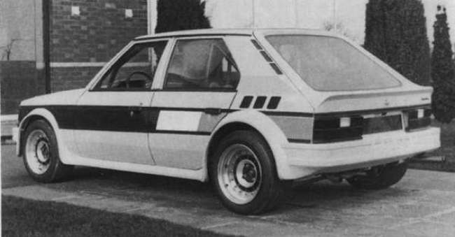Talbot Horizon Group B