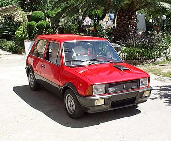 Mini Overseas Innocenti Aronline