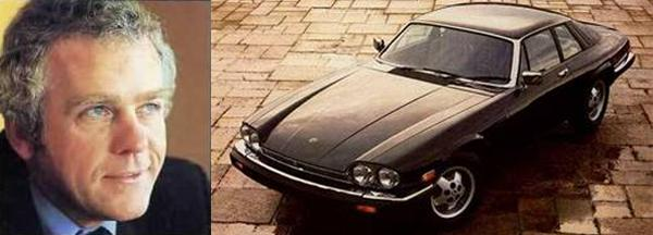 "John Egan pictured alongside an image of an American-spec XJS-HE: Egan achieved huge amounts in his efforts to change the image of Jaguar picked up during the ""BL years"". In four short years, he almost single-handedly transformed the company from a lame duck to the magnificent swan that it was during the early years of the company. The only tragedy is that the rewards of this labour did not benefit the British motor industry, but the Ford motor company, who picked up the company in the Autumn of 1989, having paid £1.6 billion for it."