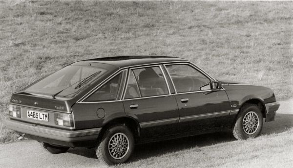 The 1983 arrival of the CD 1800i cemented the Cavalier's position as the pushy rep's favourite car...