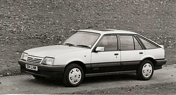 And for its final facelift in 1987, the Cavalier was given a smoother front-end.