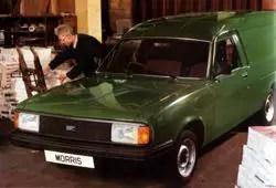 1982 Morris Ital 440 van