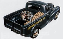 Morris O-type pick-up