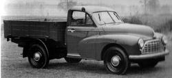 Morris Cowley chassis-cab with pick-up bodywork