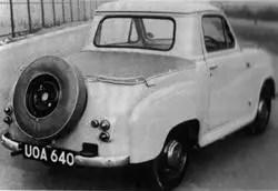Austin A35 pick-up