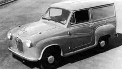Austin A30 van