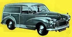 Morris 1000 Super Combi