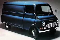 Austin Morris 250JU van