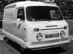 1962 Leyland 15 van
