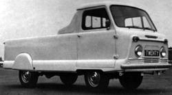 1962 Standard Twenty pick-up