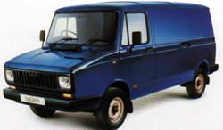 1985 Freight Rover Sherpa 200 van