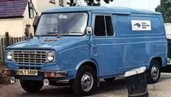 1975 Leyland van