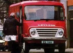 1978 Leyland EA van