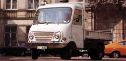 1978 Leyland EA chassis-cab with dropside body