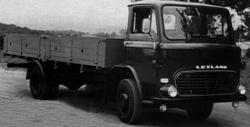 Leyland Terrier with 'Pilot' cab