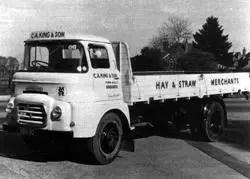 1958 Morris FF K140